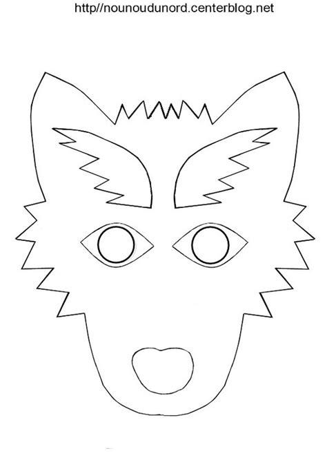 chambre bébé montessori masque loup