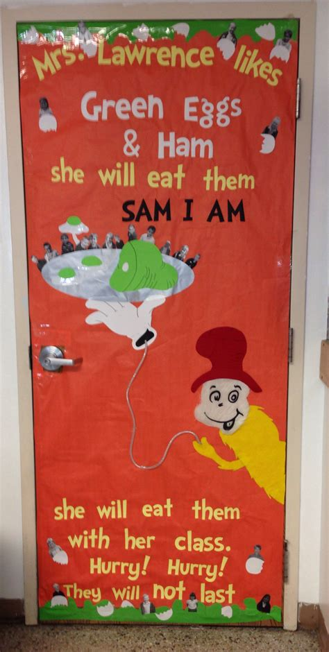 green eggs and ham door decorating will keep student 159 | 3d2041a13dbcf003bf074f1a86fe9162