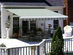 """Shadow Retractable Awning   8' 2"""" Projection"""