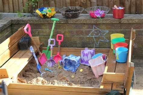 Sandbox Activities that Kids Dig   Hands On As We Grow