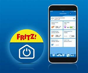 Smart Home Avm : avm neue fritz app smart home startet erst 2020 iphone ~ Watch28wear.com Haus und Dekorationen