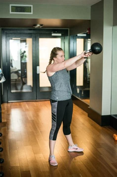 kettlebell weight loss lose swing else would