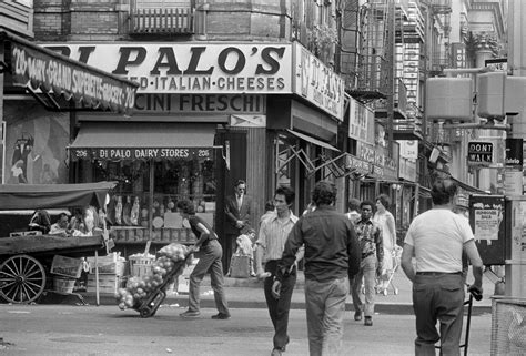 In New York's Little Italy, Fewer and Fewer Italians - The