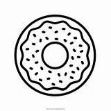 Coloring Clipart Donut Pages Doughnut Donuts Printable Clip Transparent Ultra Popular Pile Webstockreview sketch template