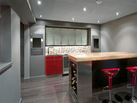 Contemporary Home Bar Design Ideas by Modern Home Bar Basement Ideas Contemporary Basement