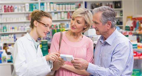 why you should let your pharmacist counsel you on medications