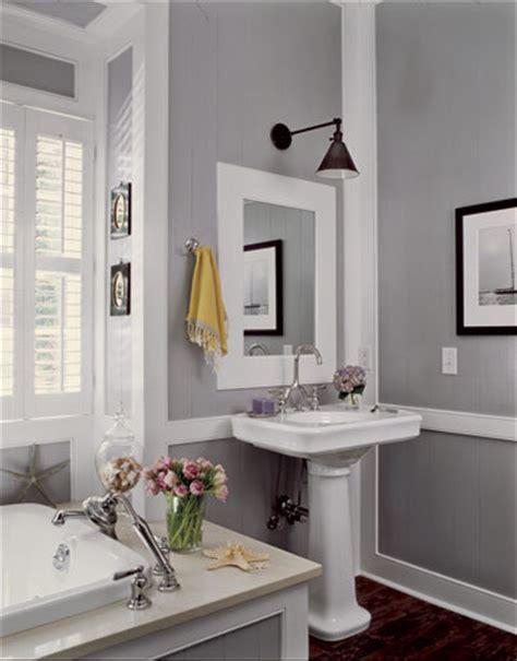 Gray Black White Bathroomjpg