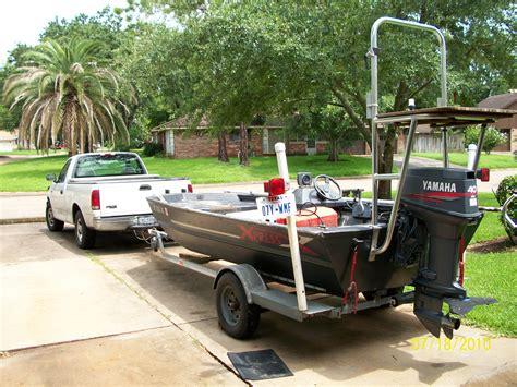 Aluminum Jon Boat Motor by Poling Platform For Aluminum Jon Boat The Hull