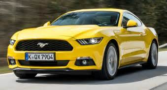 2013 ford mustang gt v8 facelifted ford mustang coming in 2018 with 10 speed gearbox