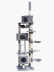 Arbre A Chat Solide : arbre a chat zoomundo ~ Mglfilm.com Idées de Décoration