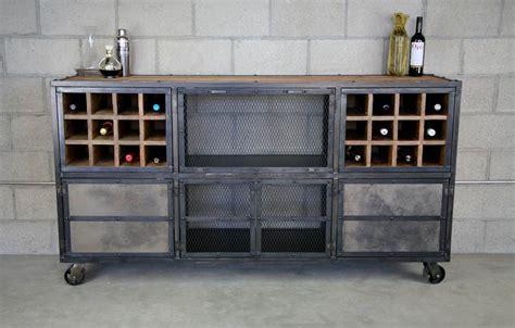 reclaimed wood liquor cabinet bar rustic industrial bar