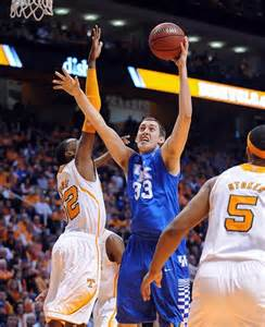 kentucky wildcat basketball notes   uk tennessee game