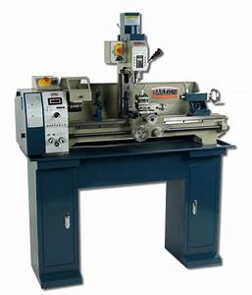Baileigh MLD-1030 Mill Drill Lathe 3 in 1 Machine
