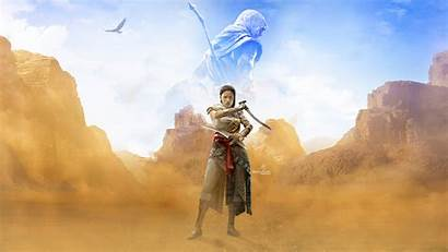 Creed 4k Origins Assassin Wallpapers Aya Games