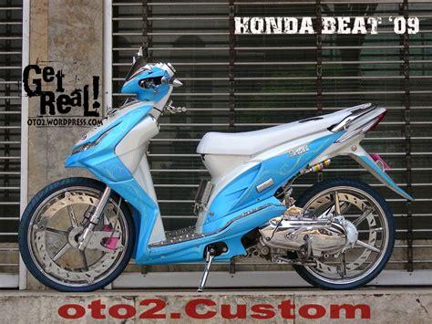 Modif Honda Beat by Image Modification Honda Beat Photos Modified Honda Beat