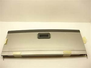 Hummer H2 Sut Tailgate Tail Gate New Gm Pewter