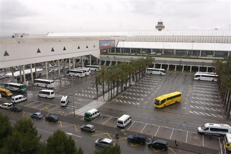 aeropuerto de palma aeropuertos transportes guia util