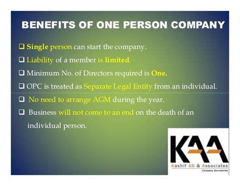 person company