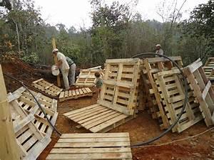 Fabriquer Une Cabane En Bois Facile
