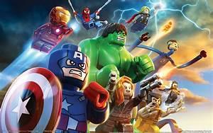 LEGO Marvel Super Heroes 3D Iron Man, Hulk and Spiderman ...