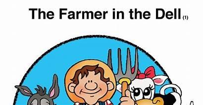 Farmer Dell Printable Cards Preschool Songs Farm
