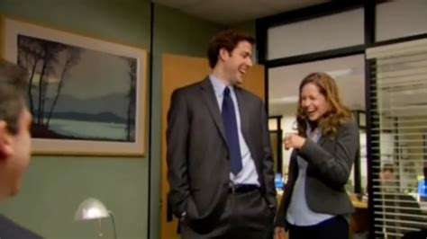 John & Jenna Images The Office Season 6 Bloopers Hd Wallpaper And Background Photos (22345278