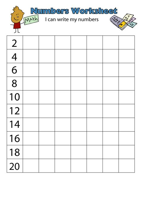 coloring pages counting  twos worksheet count