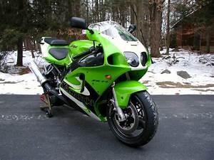 Zx7 Kawasaki 2001