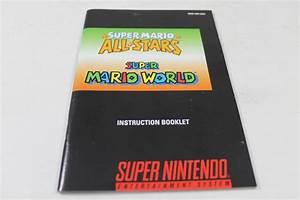 Manual - Super Mario All-stars   World