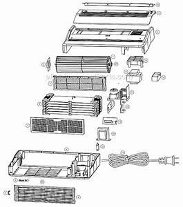 Oreck Air7 Parts List And Diagram   Ereplacementparts Com