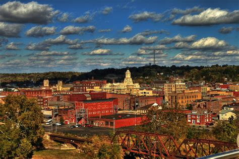 DOWNTOWN ZANESVILLE, OHIO | Karl Hassel | Flickr