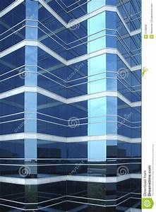 Modern Glass Office Building Stock Photography - Image ...