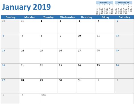calendar easily edited template any year custom calendar