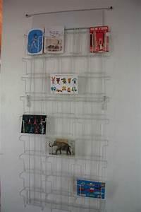 Grille Murale Deco : vendue grille pr sentoir mural de cartes postales deco trendy a t e l i e r ~ Teatrodelosmanantiales.com Idées de Décoration