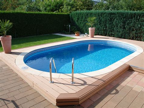 Swimmingpool Im Garten pool selber bauen swimmingpool im garten bauen de