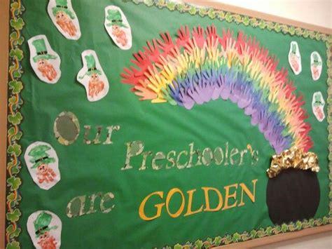 St Patrick's Day Board