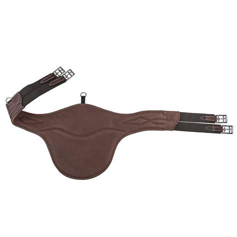 anatomic jumping girth belly guard equipment