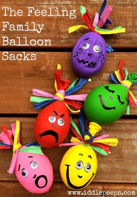 feeling family balloon sacks feelings sacks