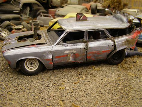 The Gallery For --> Wrecked Chevy Trucks