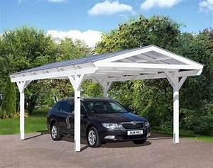 Carport En Aluminium : carport houten carports aluminium carports en maatwerk ~ Maxctalentgroup.com Avis de Voitures