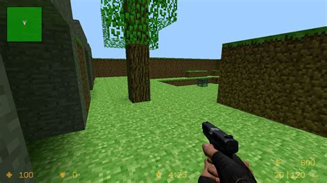 ggminecrafttunnels counter strike source maps gun