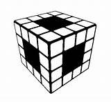 Cube Coloring Rubik Rubix Rubiks Sheets Soldier Roman Coloringcrew Printable Colorear Getdrawings 39s Simple Getcolorings sketch template
