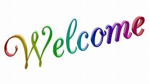 Welcome, Meeting, First, Year