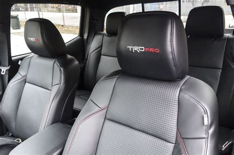 Toyota Tacoma Trd Seat Covers Velcromag