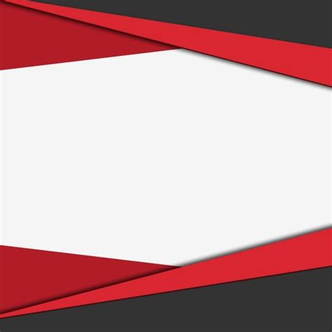 creative material red black png transparent clipart