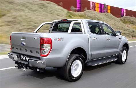 Ford Ranger 2018 by 2018 Ford Ranger Xlt Review Car Review Central
