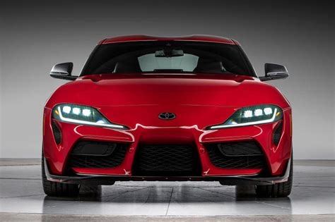 toyota supra official   specs hypebeast