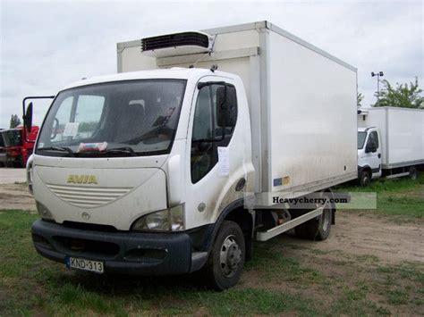 Daewoo Avia D90 2006 Refrigerator Body Truck Photo And Specs