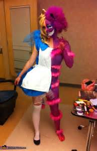 in and cheshire cat costume photo 4 4