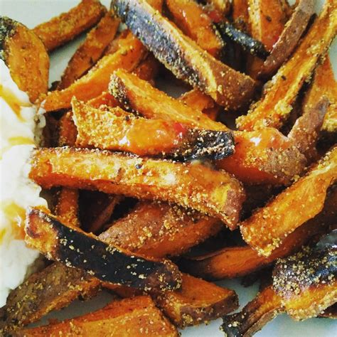 perfect  fry sweet potato fries recipe veggie lad